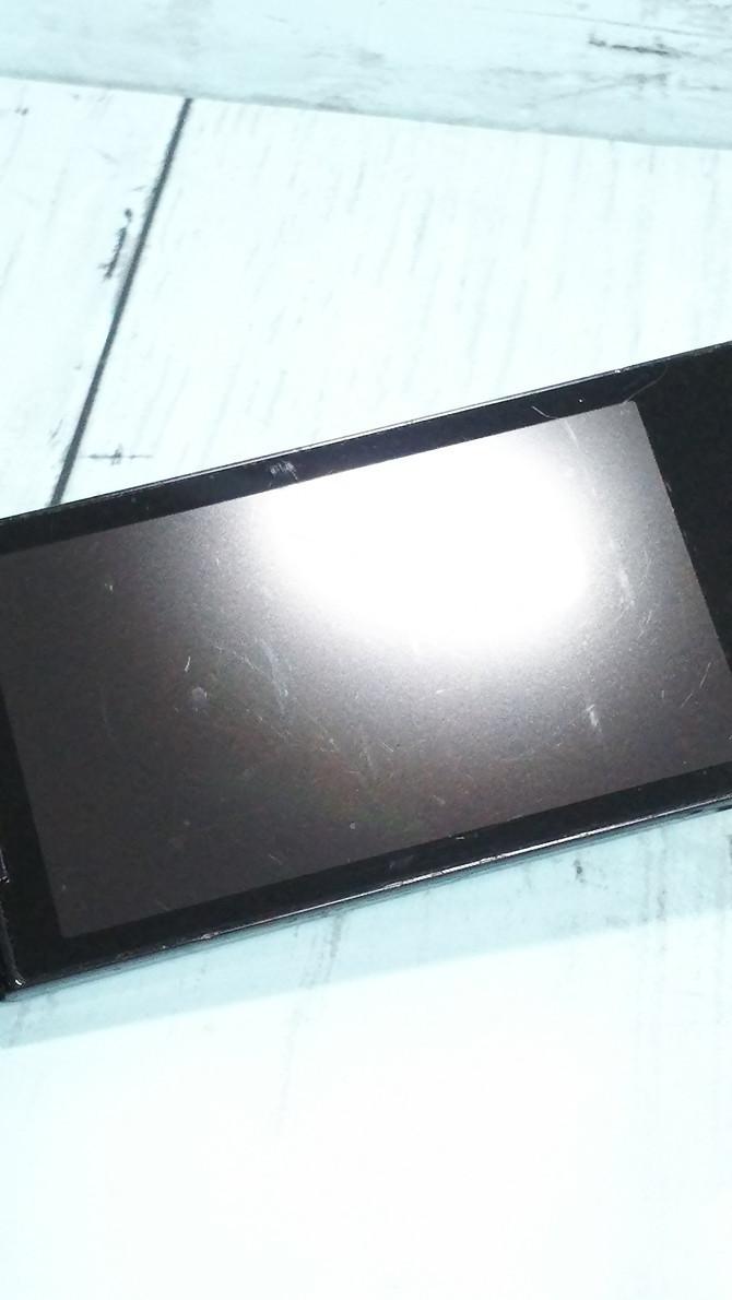 docomo Panasonic P-smart ケータイ P-01J ブラック 本体 白ロム SIMロック解除済み SIMフリー 371218_画像5