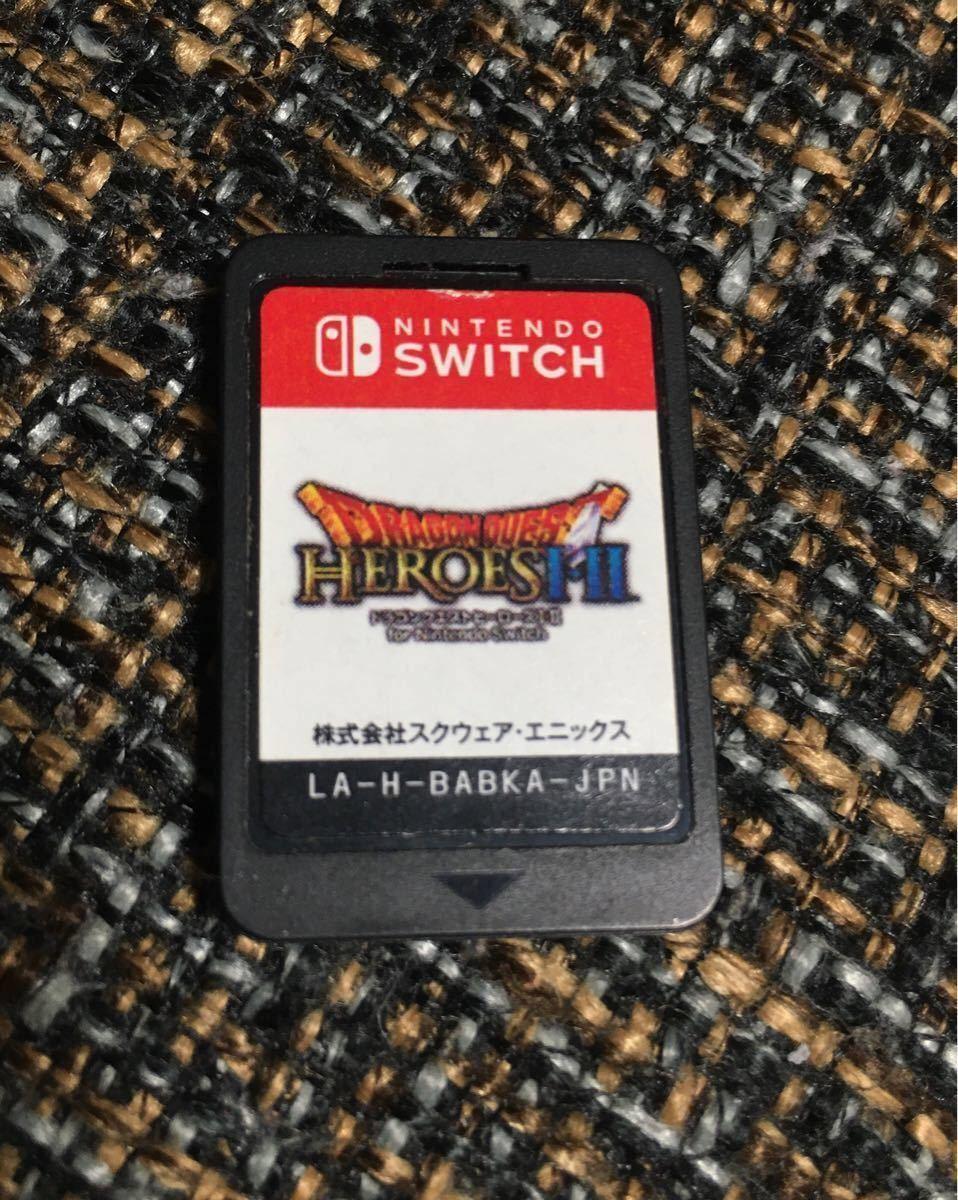 Switch ソフト  ドラゴンクエストヒーローズI・II  ドラクエ
