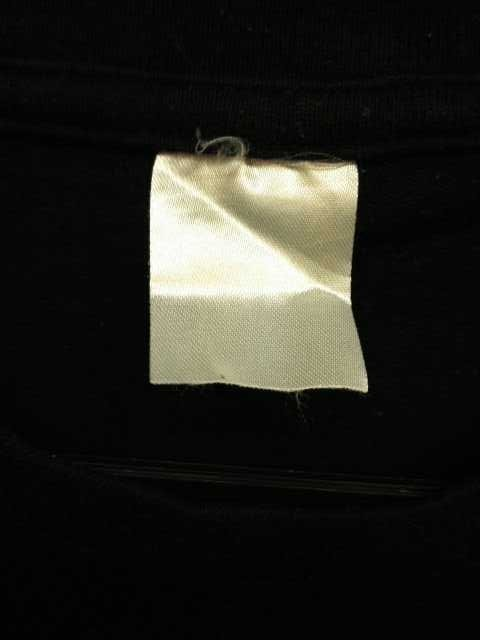 008 バンドTシャツ  つしまみれ L ロゴT_画像2