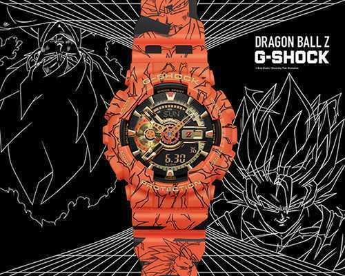ドラゴンボール G-SHOCK 新品未使用_画像1