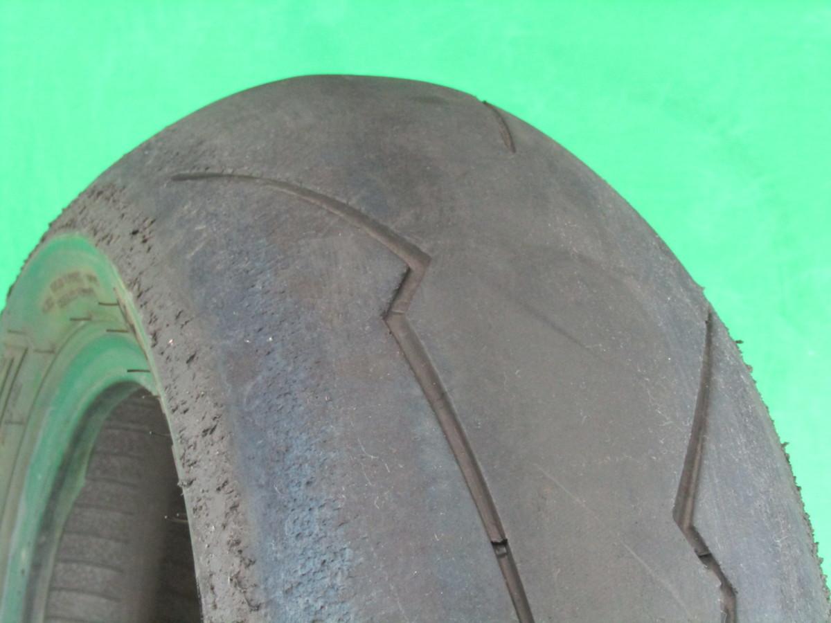 ★タイヤ0417★ピレリ DIABLO SUPERCORSA SP ディアブロ スーパーコルサSP [180/60ZR17 M/C 75W] 製造番号【4017】_画像2