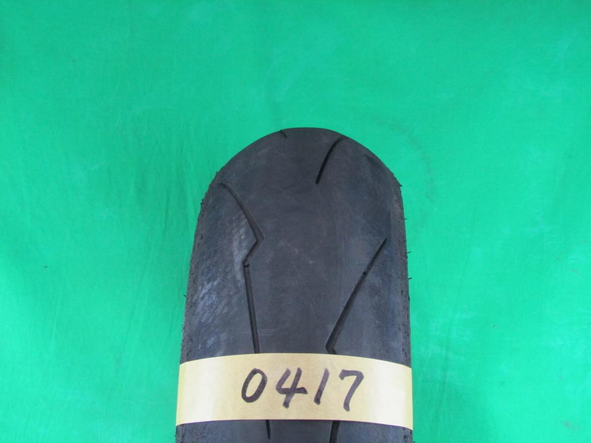 ★タイヤ0417★ピレリ DIABLO SUPERCORSA SP ディアブロ スーパーコルサSP [180/60ZR17 M/C 75W] 製造番号【4017】_画像8