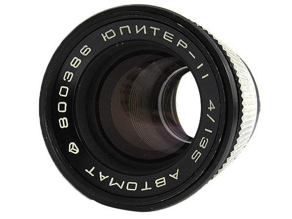 【オールドレンズ】【ロシアレンズ】JUPITER-11 135mm/f4 ABTOMAT【現状品】【ジャンク】_画像3