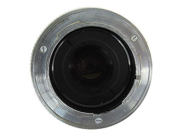 【オールドレンズ】【ロシアレンズ】JUPITER-11 135mm/f4 ABTOMAT【現状品】【ジャンク】_画像5