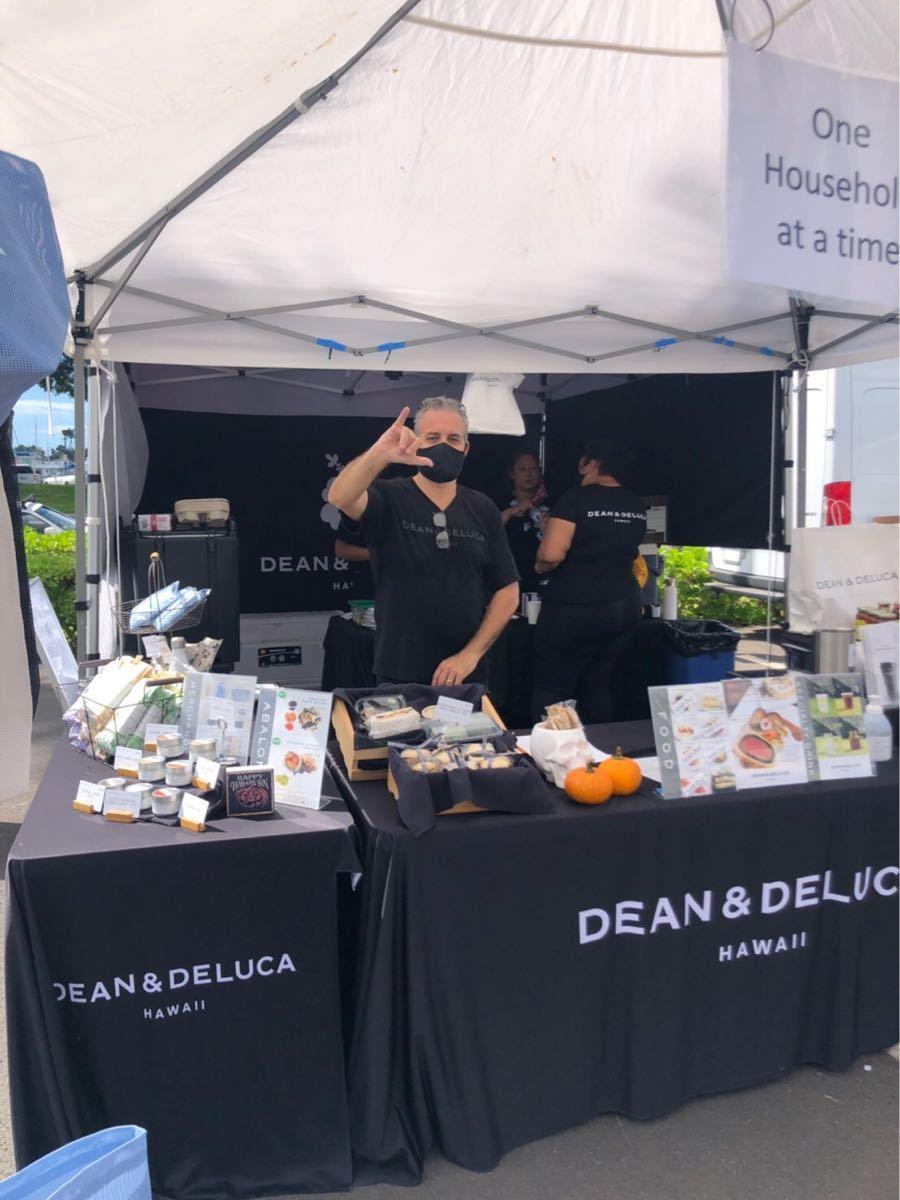 DEAN &DELUCA ハワイ  ディーン&デルーカ エコバッグ