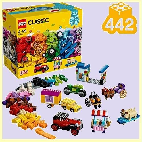 ☆★期間限定★☆新品☆未使用★ クラシック レゴ(LEGO) R-X9 女の子 男の子 アイデアパ-ツ 10715 知育玩具 ブロック_画像1