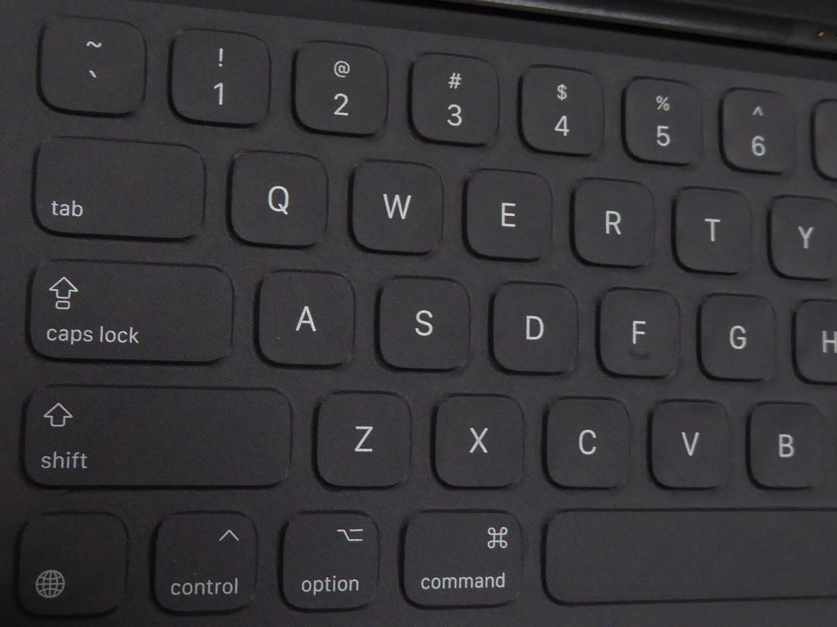 Apple iPad Pro Smart keyboard A1636 スマートキーボード 英語配列_画像3