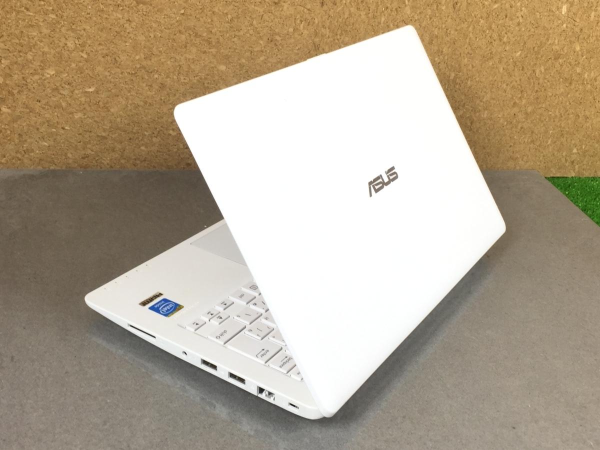 1円~【訳アリ】11.6インチ/Windows10/office搭載/Webカメラ搭載!ビデオ通話対応【ASUS X200M X200MA】Celeron N2830/メモリ4GB/HDD500GB_画像6