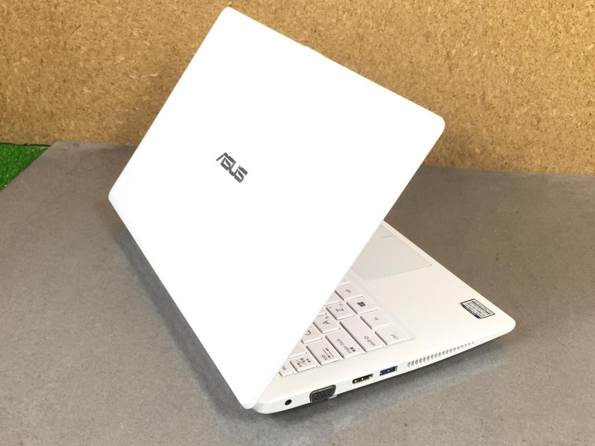 1円~【訳アリ】11.6インチ/Windows10/office搭載/Webカメラ搭載!ビデオ通話対応【ASUS X200M X200MA】Celeron N2830/メモリ4GB/HDD500GB_画像5