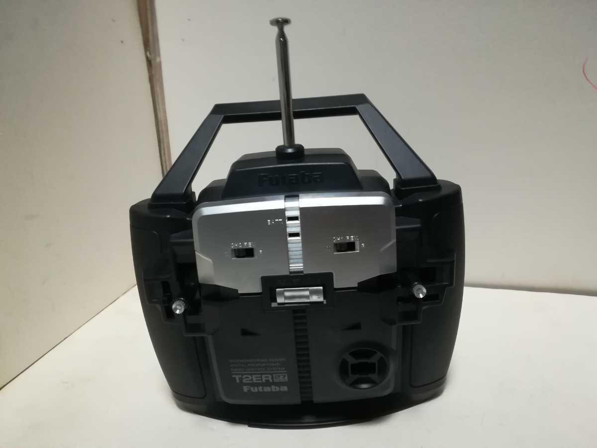 フタバAMスティックプロポ、受信機セット 通電写真あり_画像2