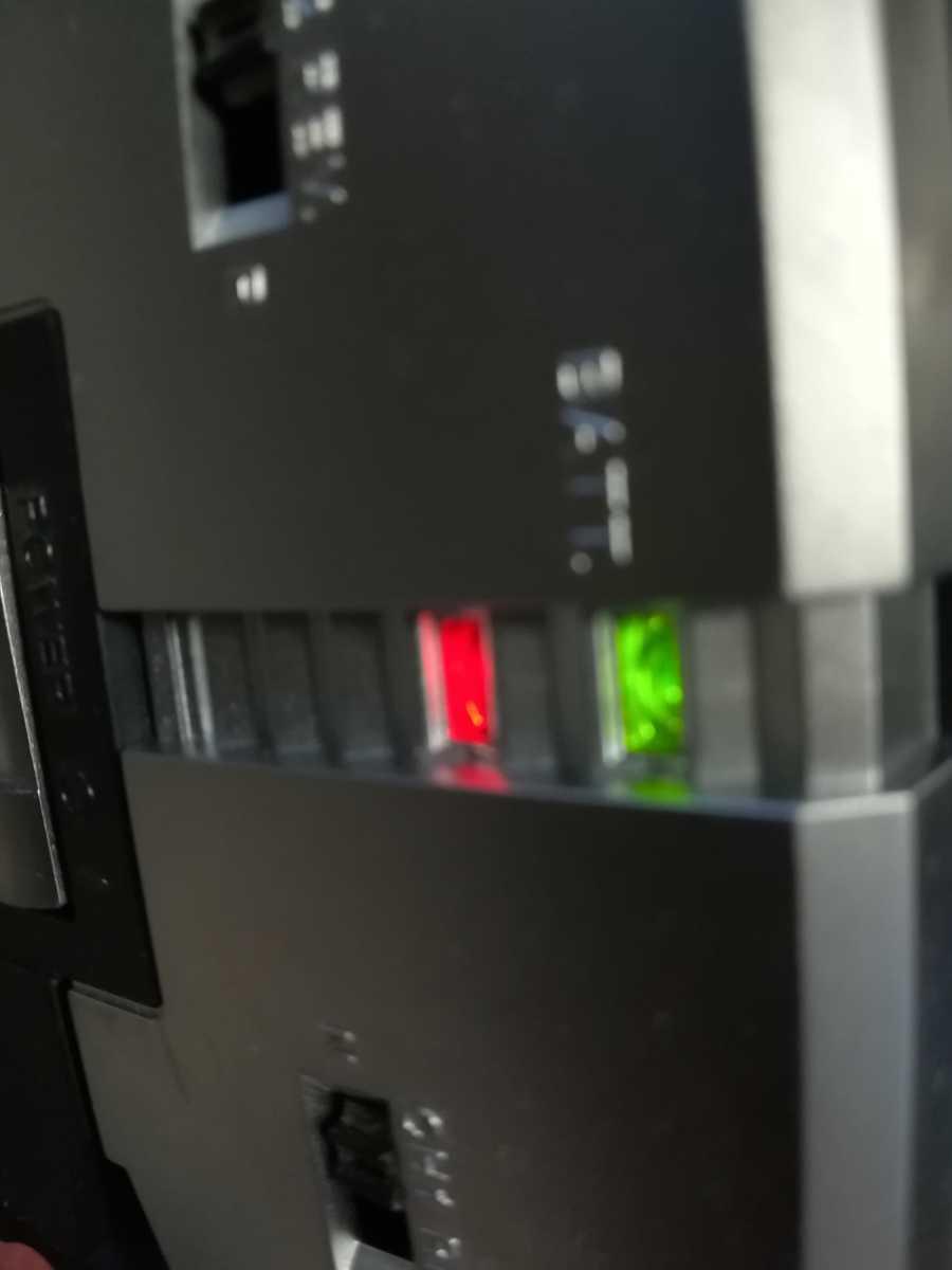 フタバAMスティックプロポ、受信機セット 通電写真あり_画像8