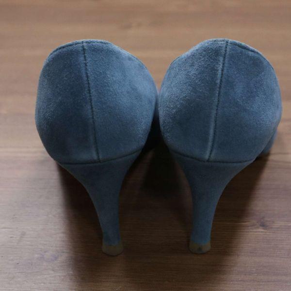 Spick and Span Noble スピック&スパン 通年 スエード パンプス シューズ 靴 Sz.23.5cm レディース E1G00181_3#U_画像3