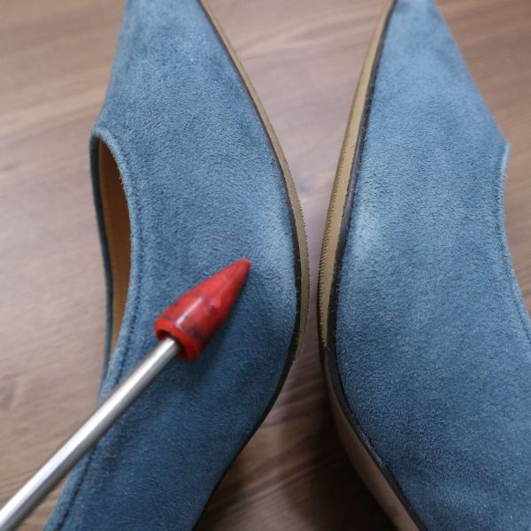 Spick and Span Noble スピック&スパン 通年 スエード パンプス シューズ 靴 Sz.23.5cm レディース E1G00181_3#U_画像8