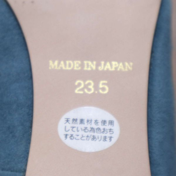 Spick and Span Noble スピック&スパン 通年 スエード パンプス シューズ 靴 Sz.23.5cm レディース E1G00181_3#U_画像7