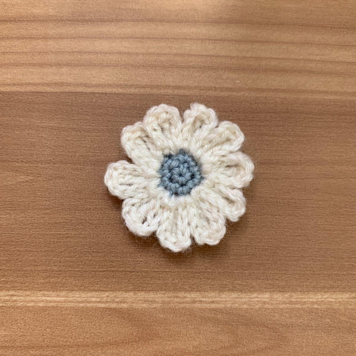 ハンドメイド かぎ針編み モチーフセット