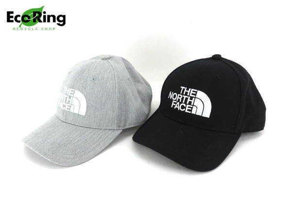 1円 超美品 ザ ノース フェイス キャップ 帽子 計2点セット DJ607