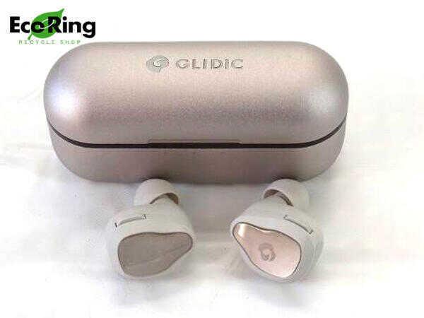 1円 超美品 GLIDIC Sound Air TW-7100 ワイヤレスイヤホン BV081