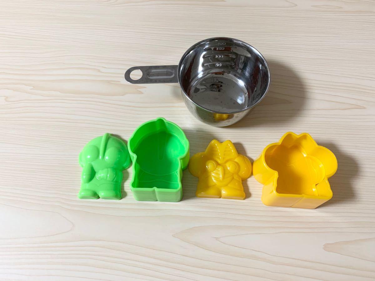 アイスクリームメーカー ドーナツメーカー はかり 計量カップ おにぎり型 調理器具 お菓子作り レシピ本付き