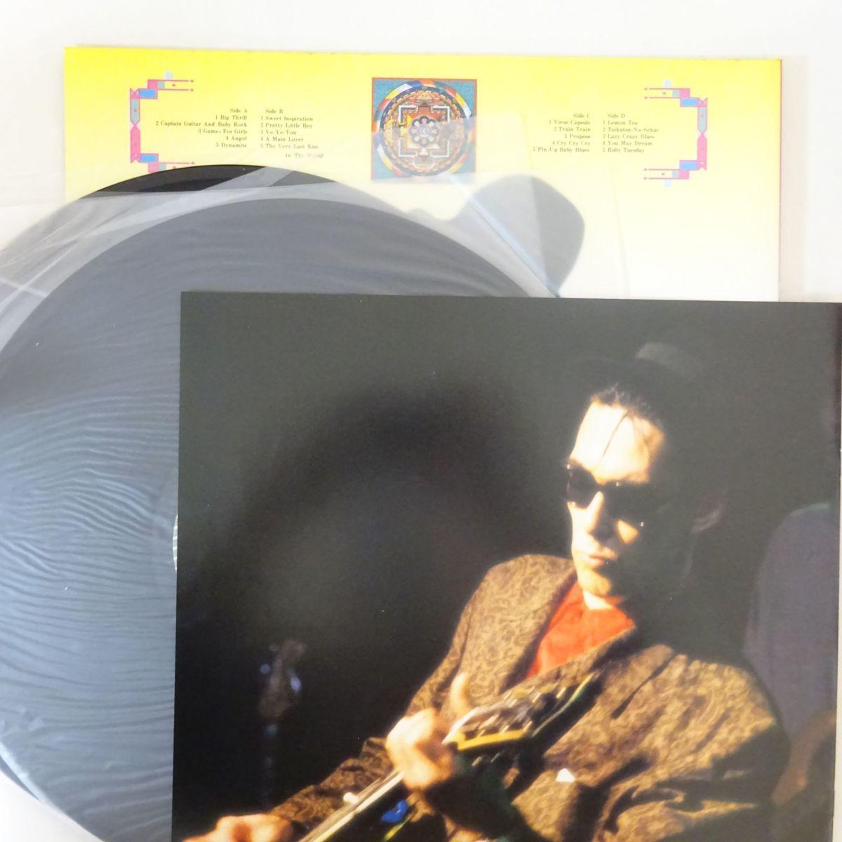 13036632;【帯付/2LP/ブックレット/山口冨士夫参加】Sheena & The Rokkets / Captain Guitar And Baby Rock_画像2