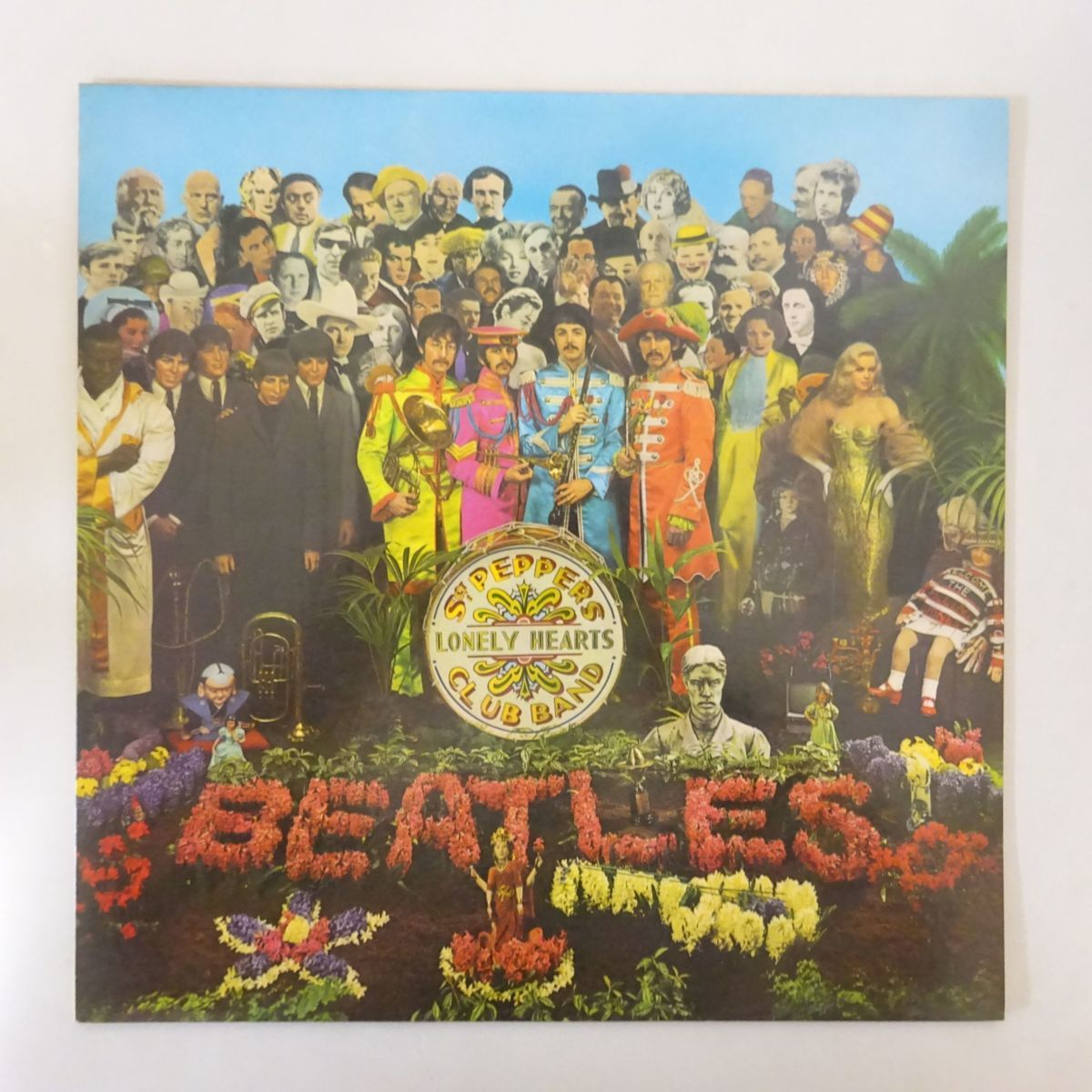 13036225;【UK盤/MONO/美盤】The Beatles / Sgt. Pepper's Lonely Hearts Club Band_画像1