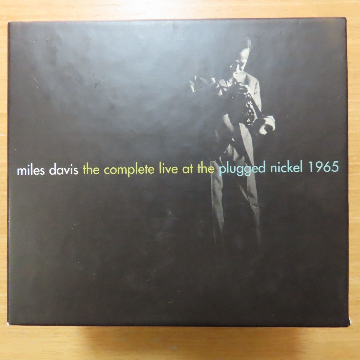 074646695524;【8CDBOX】マイルス・デイビス / The Complete Live At The Plugged Nickel 1965