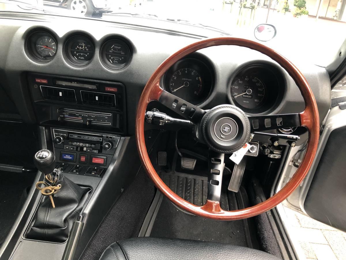 フェアレディ―Z2/2 GS31 レストア車両完全オリジナル_画像2