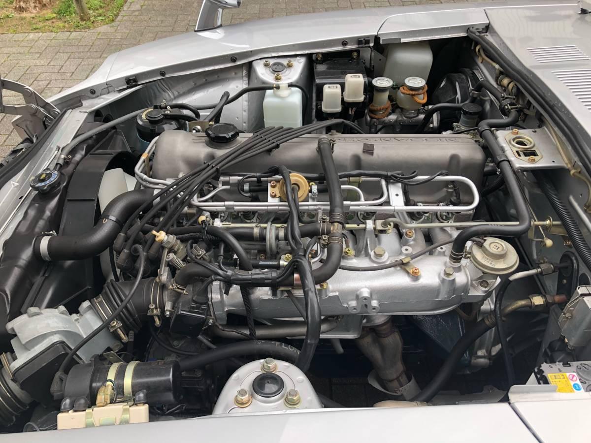 フェアレディ―Z2/2 GS31 レストア車両完全オリジナル_画像4