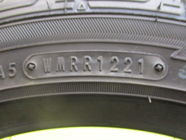 【送料無料】【新品タイヤ】グッドイヤー LS2000 HB 165/55R15 2021年製 4本セット在庫処分大特価 数量限定 夏タイヤ お買い得 烏_画像3