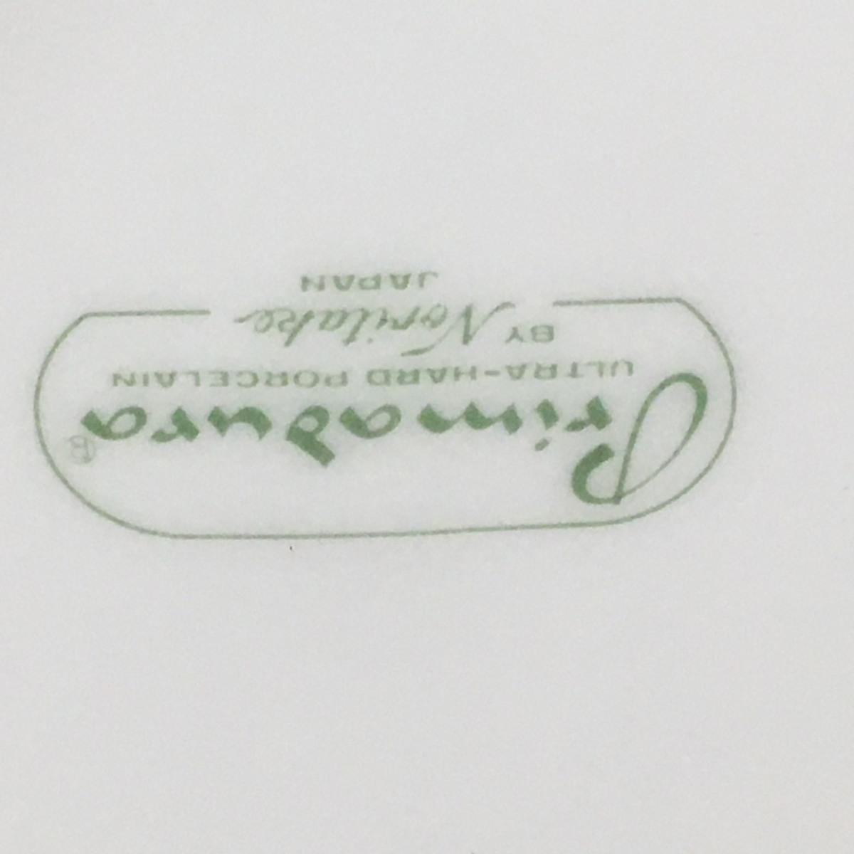 ■ノリタケ 中皿 直径約20cm 花柄 /未使用店舗展示品 Noritake Primadura ⇔■_画像5