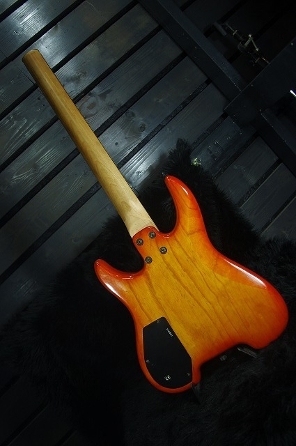■値引き可■整備品■下取OK!!★spirit by Steinberger GU-STD CB Standard ヘッドレス・ギター 生産終了モデル! G1G20623_画像4