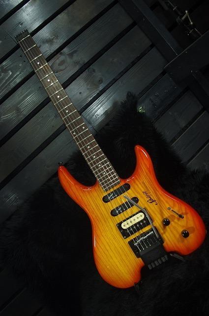 ■値引き可■整備品■下取OK!!★spirit by Steinberger GU-STD CB Standard ヘッドレス・ギター 生産終了モデル! G1G20623_画像2
