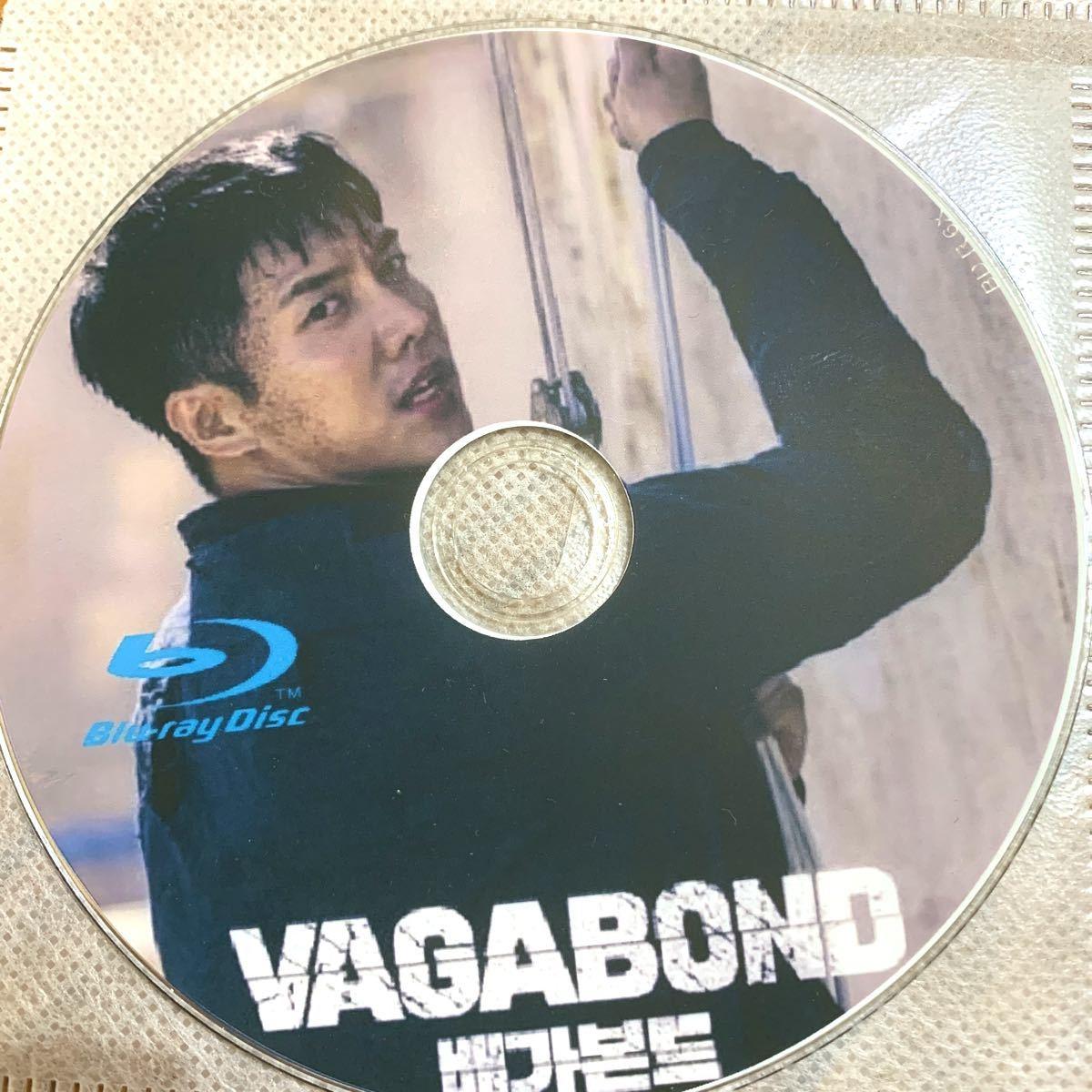 韓国ドラマ バガボンド Blu-ray ブルーレイ