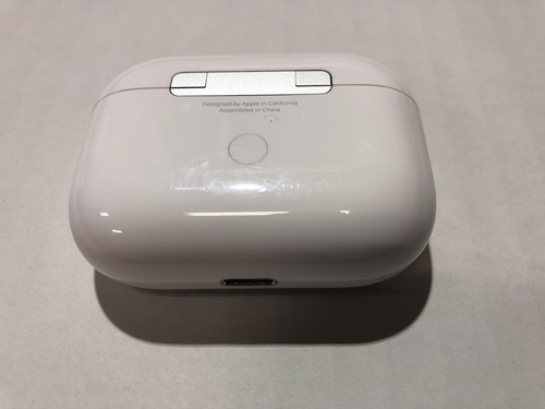 【動作確認済み品】Apple AirPods Pro アップル エアポッズプロ ワイヤレスイヤホン MWP22J/A ②_画像4