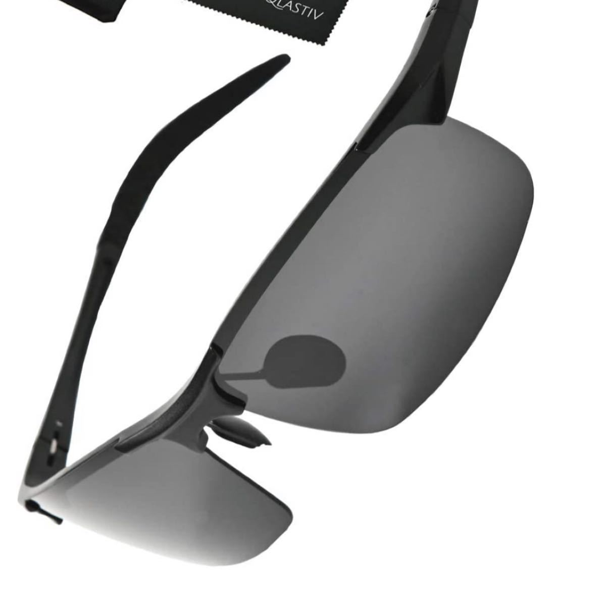 [QLASTIV] スポーツサングラス メンズ サングラス