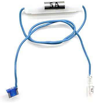 後部座席延長用(充電用)+低背ヒューズ電源 エーモン USB電源ポート MAX2.1A 後部座席延長用 2880 & _画像5