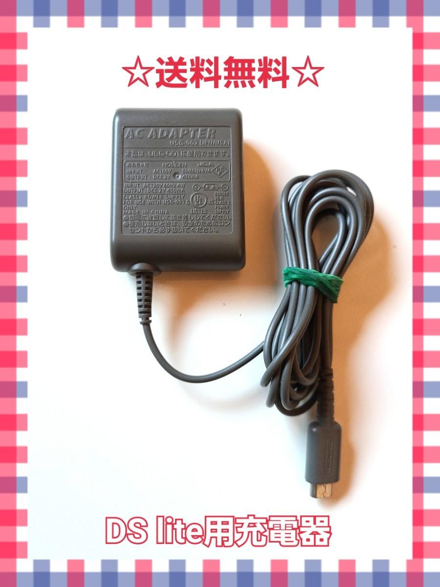 ニンテンドーDSlite用 充電器 USG-002