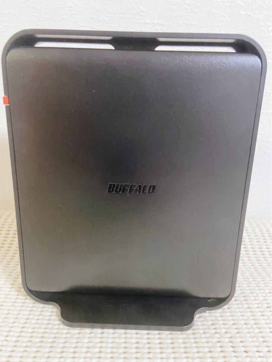 BUFFALO 無線LAN エアーステーションハイパワー WHR-300HP2
