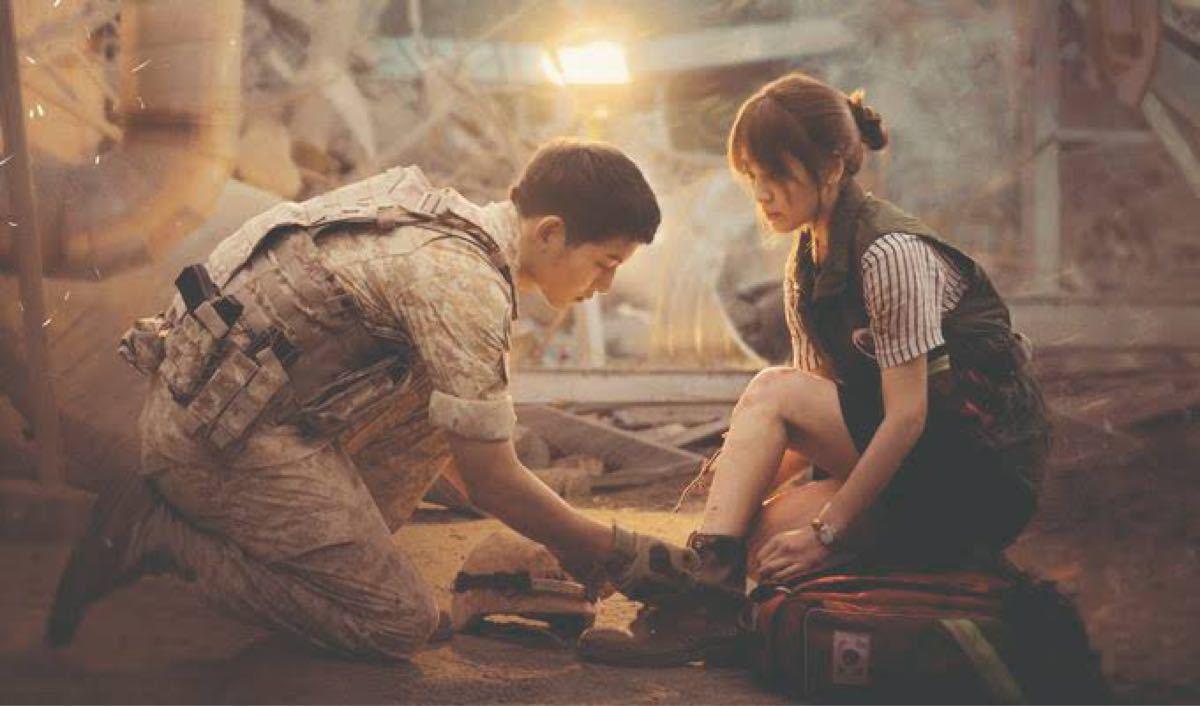 太陽の末裔  Blu-ray 韓国ドラマ