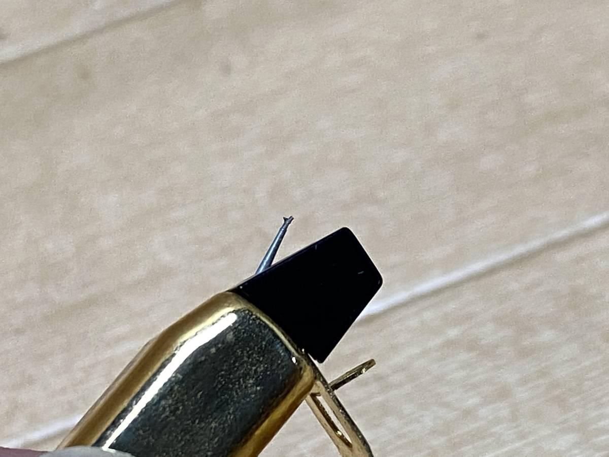 程度良 EMPIRE 4000 D/I エンパイア MI型カートリッジ レコード針_画像6
