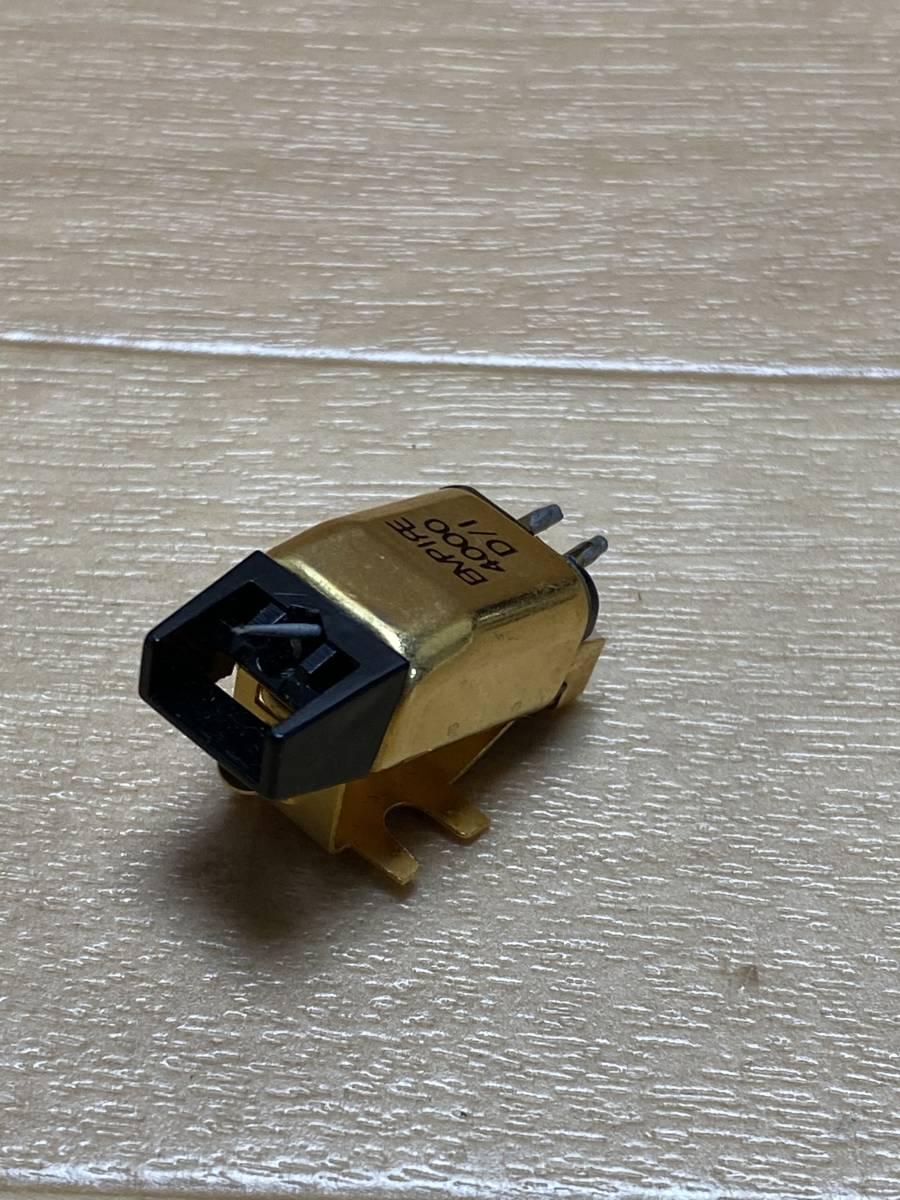 程度良 EMPIRE 4000 D/I エンパイア MI型カートリッジ レコード針_画像3