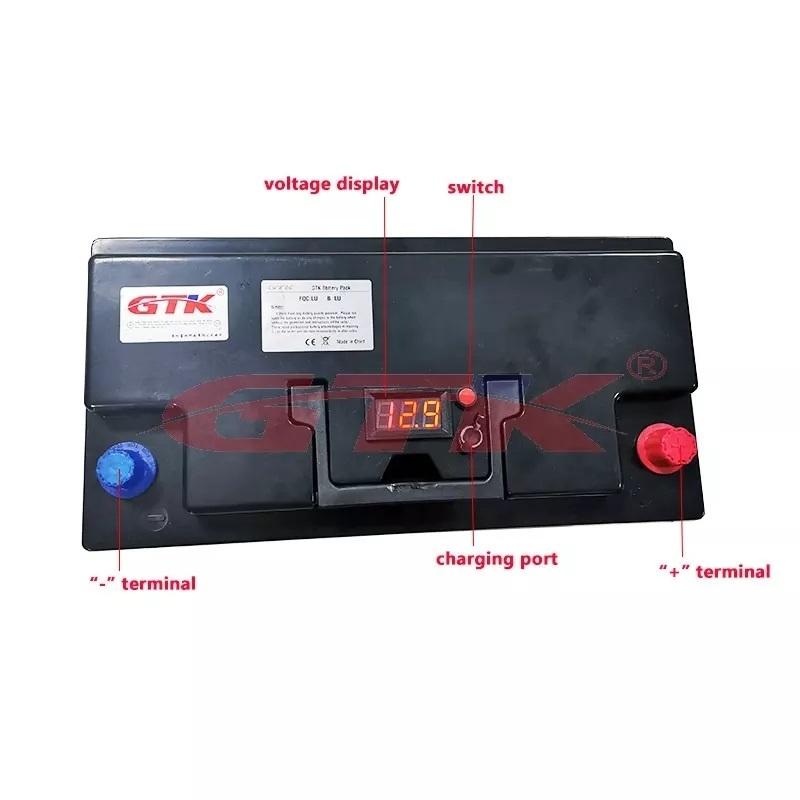 「12V 120Ahリン酸鉄リチウムイオンバッテリー LiFePO4 訳あり 説明文を読んでください」の画像3