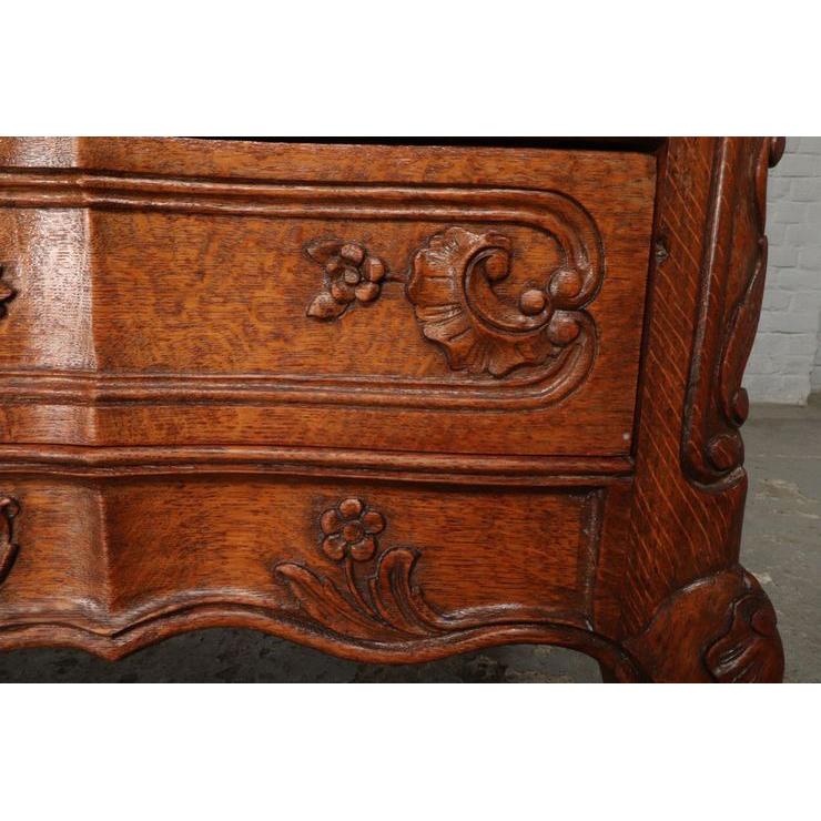#9342 アンティーク家具 チェスト 1920年代 ベルギー製 オーク 欧州市場 在庫_画像10