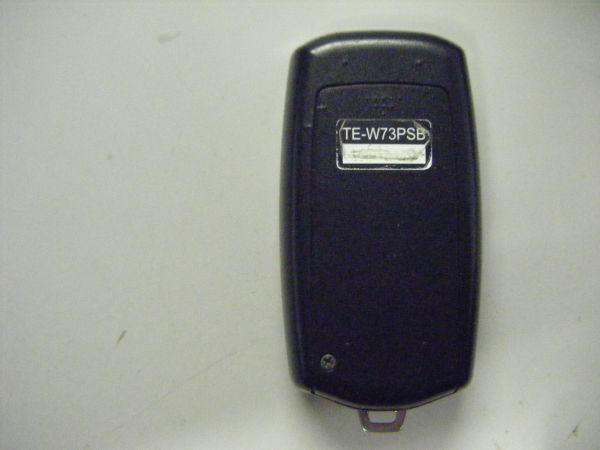 カーメイト TE-W73PSB+TE158 エンジンスターター 温度センサー付き 動作確認済み_画像4