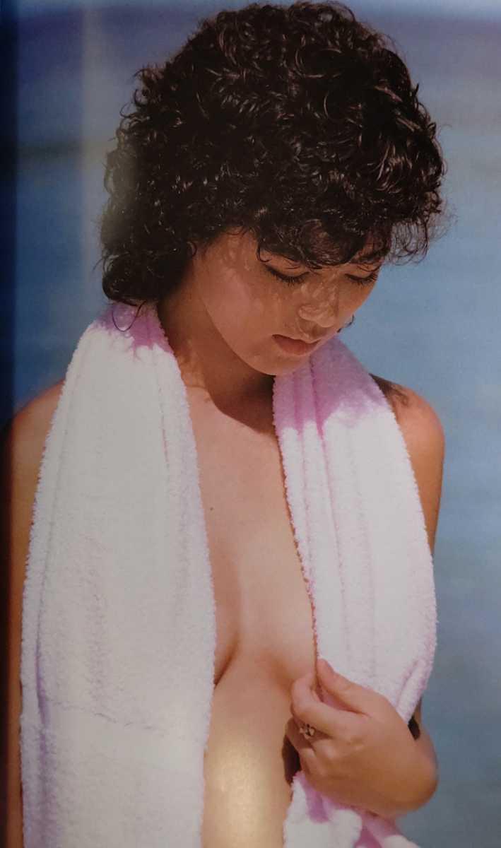 【初版】武田久美子 写真集 ♯別冊スコラ 昭和 水着 アイドル