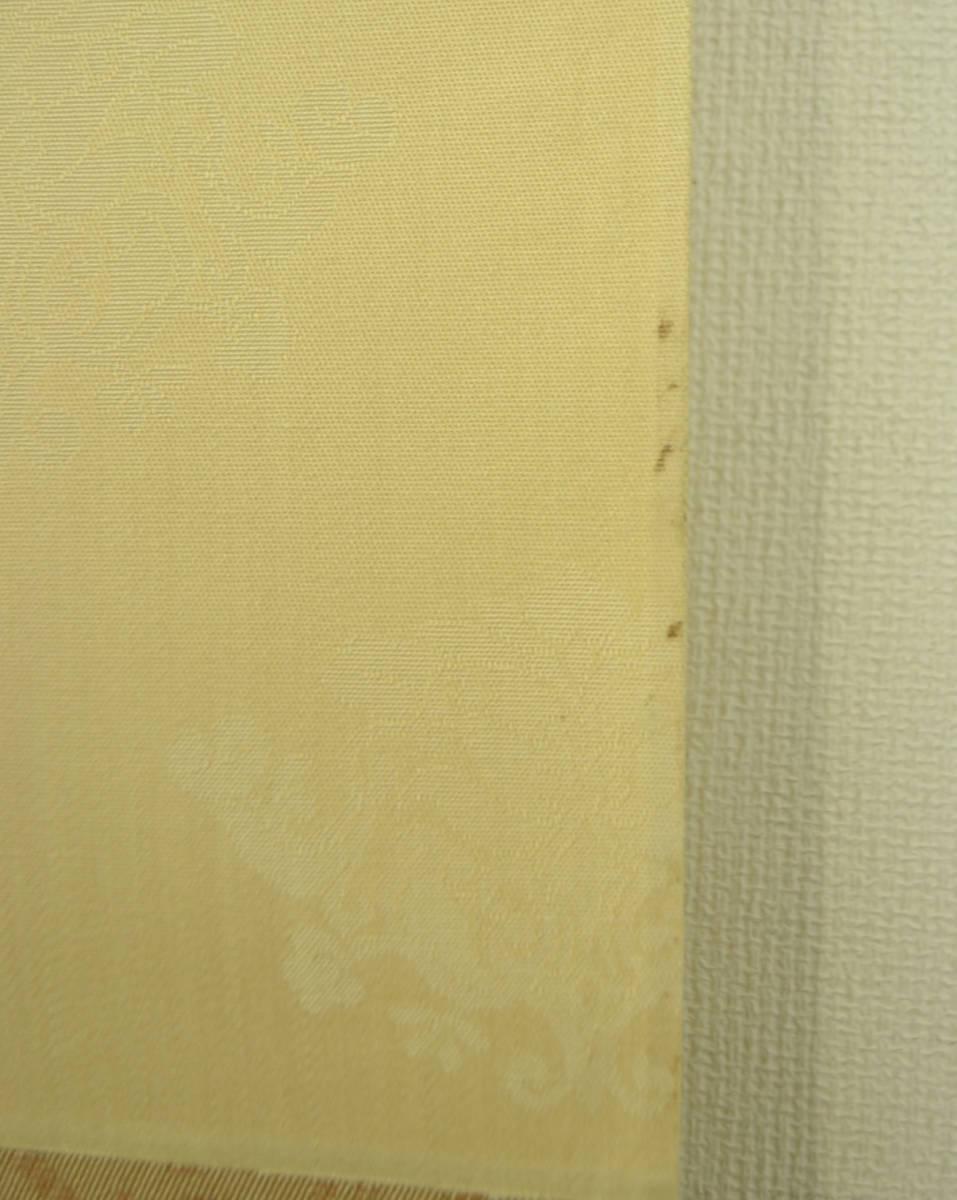 ◆掛軸・日本画◆端午の節句『甲冑』尺五立 絹本着彩 署名落款共箱付 肉筆逸品◆0121-05※真作保証