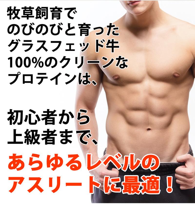 国産◆送料無料◆無添加グラスフェッドホエイプロテイン3kg◆使いやすい1㎏×3個◆WPC100%◆日本製で高品質◆タンパク質含有量82%_画像5