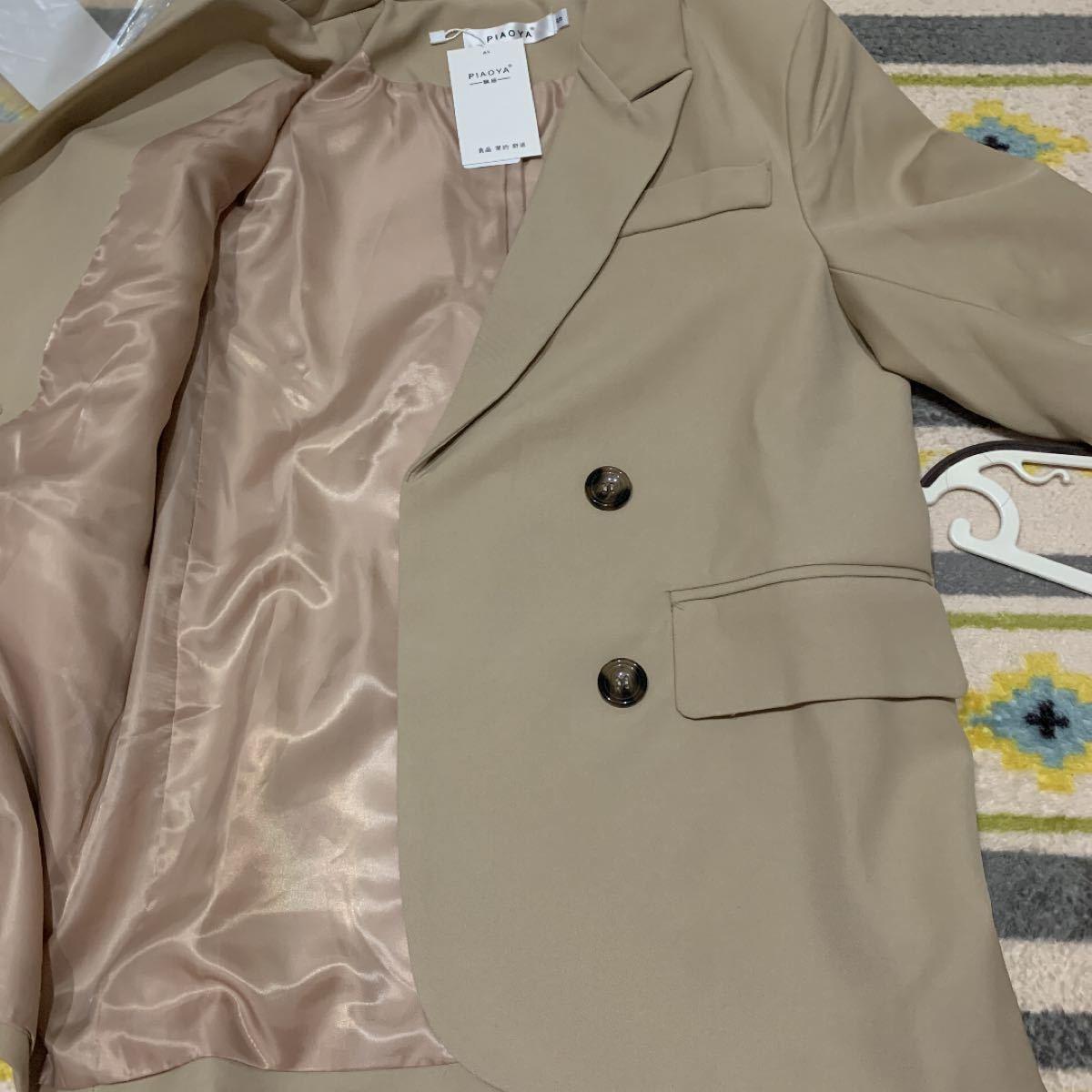 テーラードジャケット スーツ ジャケット アウター
