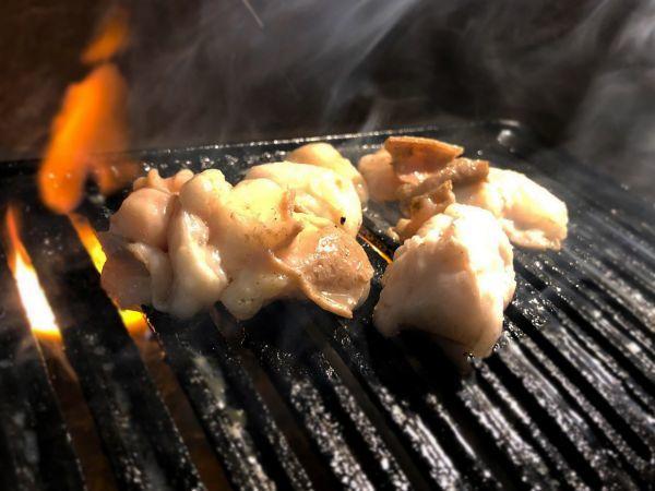 近江牛 ホルモン 小腸 1kg真空パック モツ 冷凍 焼肉 バーベキュー 鍋 卸 国産 和牛 ブランド_画像3