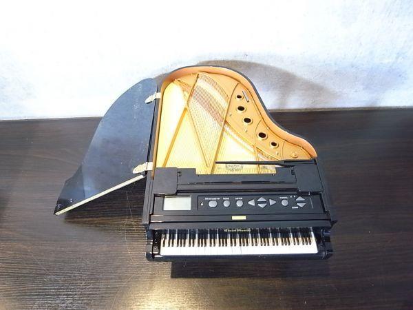 中古品 SEGA セガ グランドピアニスト Grand Pianist 自動演奏 SD アダプタ付 10125_画像6