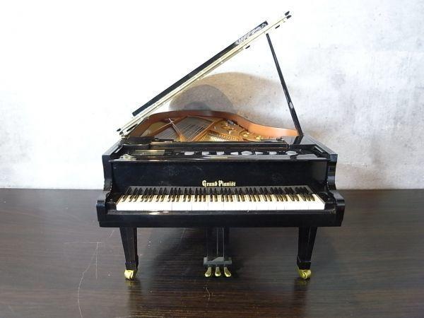 中古品 SEGA セガ グランドピアニスト Grand Pianist 自動演奏 SD アダプタ付 10125_画像2